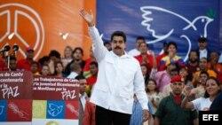 Nicolás Maduro ha dicho que las protestas con hechos de violencia en contra de su Gobierno se están extinguiendo.