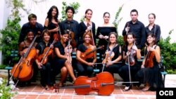 1800 Online con Daiana García, la directora de Orquesta más joven de Cuba.