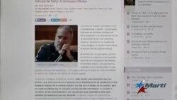 Artículo firmado por Fidel Castro arremete contra Obama