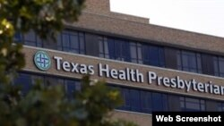 Hospital Presbiteriano de Salud de Texas.