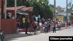 Reporta Cuba Niover García Coppelia / Guantánamo coppelia
