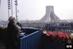 l presidente de Irán, Hasán Rohaní.