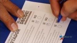 Más de 7.000.000 de venezolanos participaron en plebiscito para elegir destino de su país