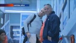 Primeros cubanos del plan piloto llegan a EEUU