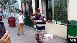 Tuto en Santiago de Cuba