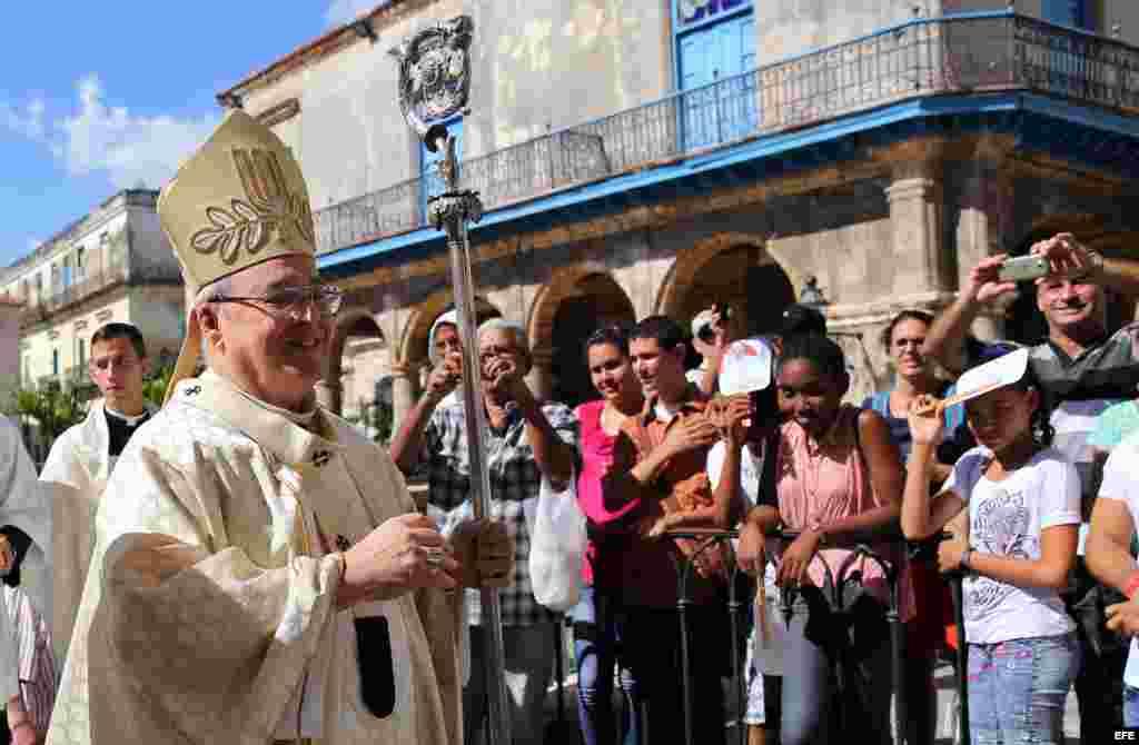 Jaime Ortega, el cardenal del diálogo, se despide como Arzobispo de La Habana.