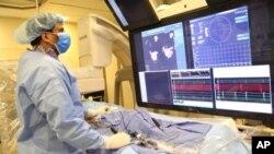 El doctor Vivek Reddy dirigió la investigación en el Mount Sinai Hospital de Nueva York.