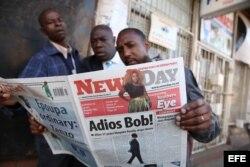 Situación en Zimbabue tras la dimisión de Mugabe