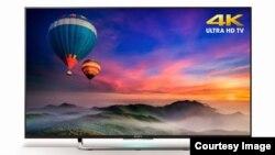 Televisores BRAVIA ® 4K Ultra HD de Sony.
