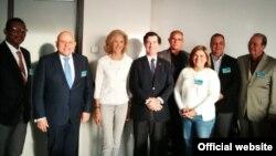 Un grupo de activistas cubanos se reunió en Bruselas con eurodiputados y funcionarios del Servicio Exterior de la Unión Europea (UE) para analizar la situación de los derechos humanos en Cuba, la ejecución del Acuerdo Bilateral UE-Cuba y el proyecto de re