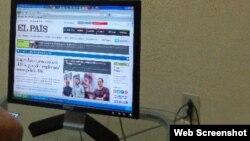 Disgusto en Nuevitas por el alto precio del acceso a Internet