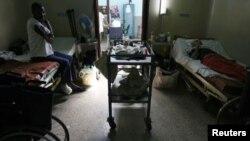 La atención médica y hospitalaria se ha deteriorado ostensiblemente los últimos años en Cuba.