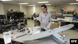 Drones comerciales. Archivo.