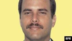 """Gerardo Hernández Nordel, líder de la red de espionage """"Avispa""""."""