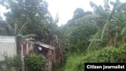 Cuba: calles rotas aguas sucias y desperdicios en todas partes