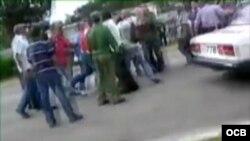 Campaña independiente busca erradicar la violencia en Cuba