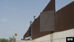 Frontera México-estadounidense. Archivo