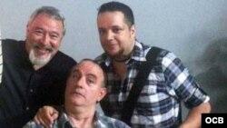 1800 Online con los artistas cubanos del humor gráfico Garrincha y Pong