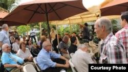 Primer Encuentro Freternal de Opositores cubanos