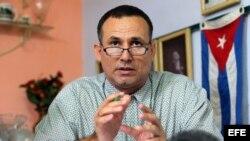 El opositor cubano José Daniel Ferrer, líder de la Unión Patriótica de Cuba. EFE