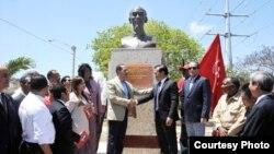 Plaza Ho Chi Min en República Dominicana