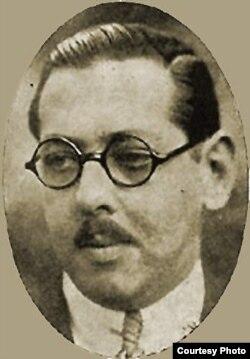 El escritor cubano Alberto Lamar Schweyer.