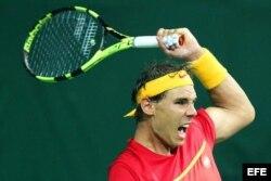 """Rafael """"Rafa"""" Nadal."""