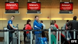 Avianca adelanta la suspensión de sus vuelos a Venezuela.