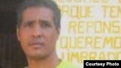 Solidaridad en Cuba con el activista en huelga de hambre Luis Enrique Lozada