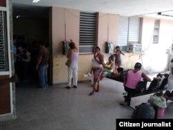 Reporta Cuba foto Red Cubana Hospital La Fatima
