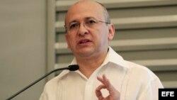 El fiscal general de Colombia, Luis Eduardo Montealegre. EFE