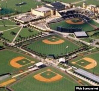 En estas instalaciones se jugará el torneo infantil de béisbol.