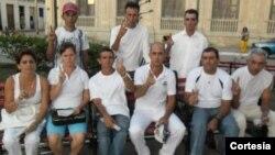 Liberan a opositores que pedían la libertad de Jorge Vázquez Chaviano