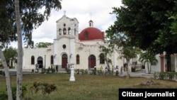 Reporta Cuba. Santuario de San Lázaro, El Rincón. Foto: Yuri Valle.