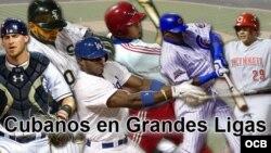 Cubanos en Grandes Ligas