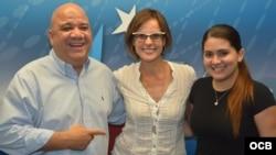 1800 Online con la cantautora cubanoamericana Yisel Denis