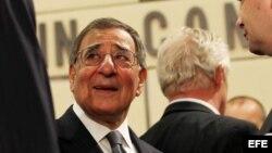 Imagen de archivo del Secretario de Defensa de los EE.UU, Leon Panetta