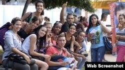 Cuba jovenes