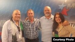 1800 Online con Miguel Sabater y Orlando Fernández Guerra
