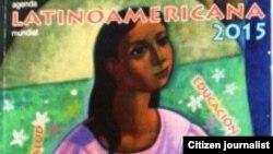 Reporta Cuba. Portada de una agenda confiscada. Foto: Lleonart.