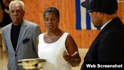 Gail Walker, directora ejecutiva de Pastores por la Paz.