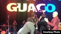 Grupo musical Guaco /Tomado de Twitter