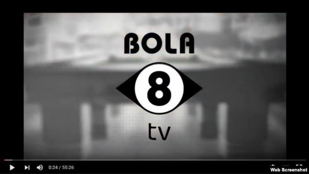 Presentación del Canal privado Bola 8 TV