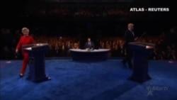 Trump y Clinton se atacan mutuamente en el primer debate electoral televisado