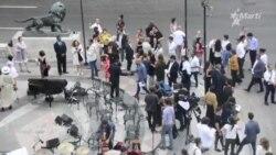 Mira el desfile de Chanel de principio a fin
