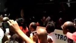 Vecinos en La Habana se indignan con represora de Damas de Blanco