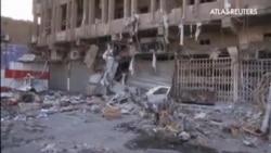 Atentado en la casa del primer ministro iraquí