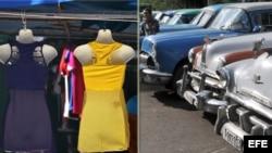 Prohiben en Cuba venta de ropa importada y permiten la venta de autos