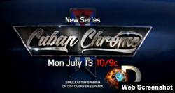 """""""Cuban Chrome"""" es la """"primera serie de televisión estadounidense filmada completamente en Cuba"""" y será transmitida el citado día también en inglés por Discovery Channel."""