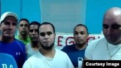 9 cubanos en huelga de hambre en Islas Caimán piden asilo político (Captura de pantalla)